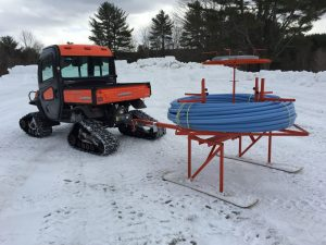 RTV, snow machine, manadgind sugarbush